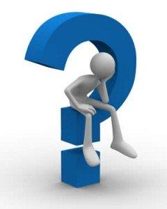 Révise tes mots interrogatifs... avec le présent be + ing question-mark1-240x300